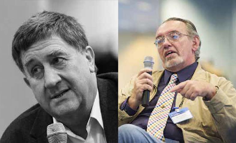 Image of Wesley Miner and Gareth Sanger
