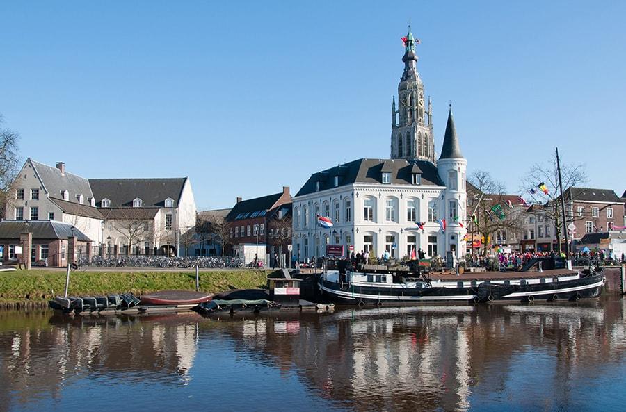 Church in Breda, Netherlands