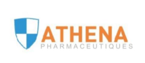Athena pharma logo