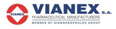 Vianex logo